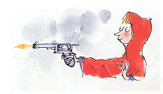 little-red-with-gun