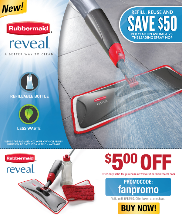 Be the first to learn about new coupons and deals for popular brands like Rubbermaid with the Coupon Sherpa weekly newsletters. Buy Coupons Save $ on two Rubbermaid Takealongs products (DND).