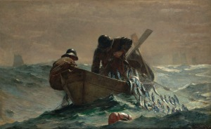Winslow_Homer_-_The_Herring_Net