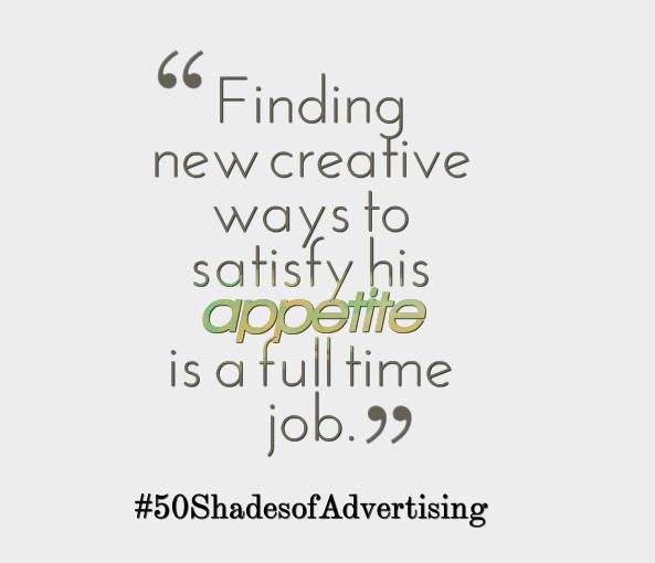 50 Shades of AdvertisingIII