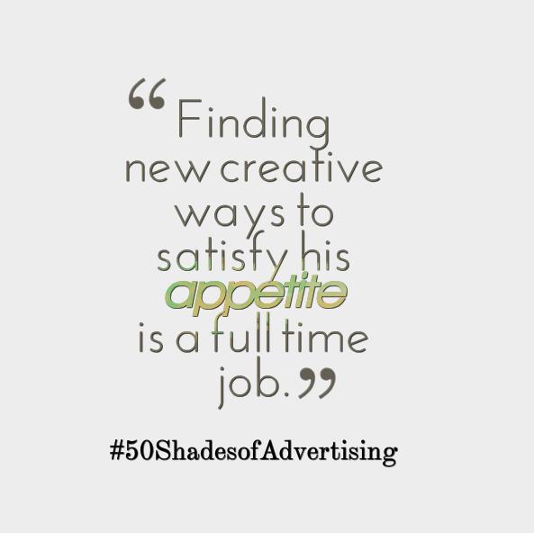 50 Shades of Advertising, 50 Shades