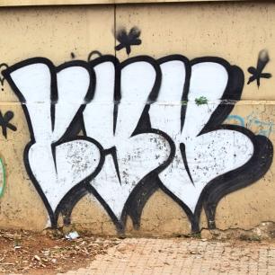 Street Art, Louis Botha