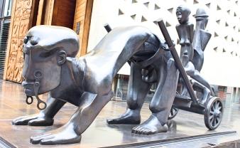 Constitution Hill, Johannesburg, art