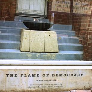 Flame of Democracy