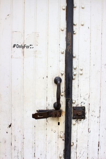 Constitution Hill, South Africa, door