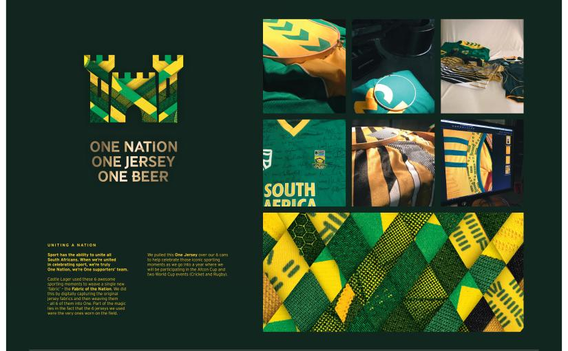 One Nation. One Jersey. OneBeer.